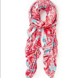 Lilly Pulitzer Lillian Scarf